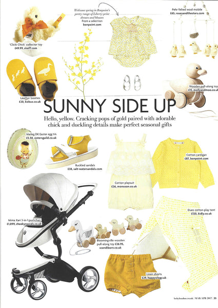 Baby London March Issue | Roses and the Stars