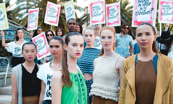 Protest Fashion Revolution