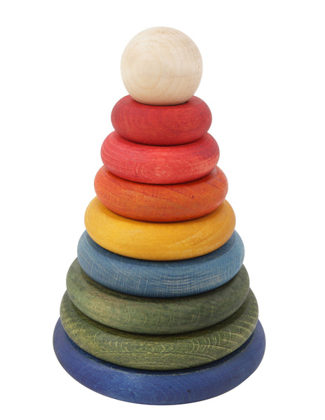 Wooden Story, Rainbow Stacker