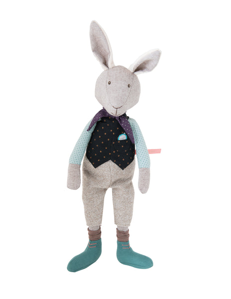 Buy Moulin Roty Daddy Rabbit | Roses and the Stars