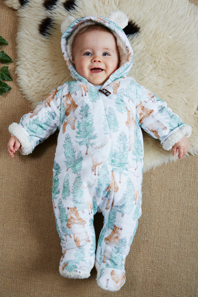 Buy Annaliv Snowsuit, Bear | Roses and the Stars