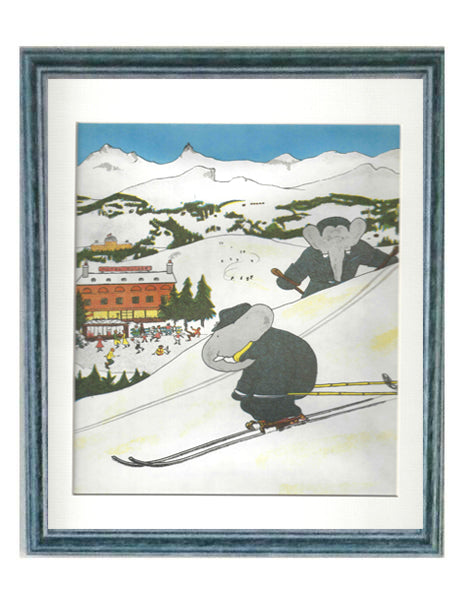 Buy Babar Framed Print | Roses and the Stars