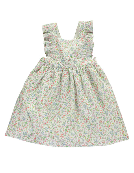 Buy Olivier Baby Liberty Print Sundress| Roses and the Stars
