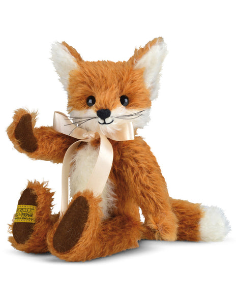 Buy Merrythought Fox Teddy | Roses and the Stars