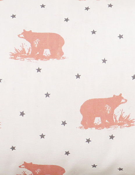 Buy Blossom Paris baby changing mat with pink bears online at Roses and the Stars