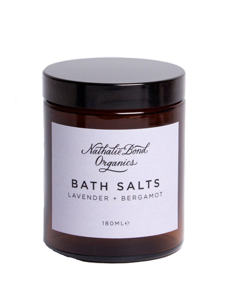 Buy Nathalie Bond Lavender and Bergamot Bath Salts | Roses and the Stars