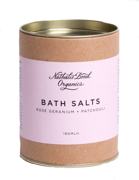Buy Nathalie Bond Dead Sea Salts, Rose and Patchouli | Roses and the Stars