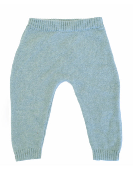 Buy Blue Cashmere Baby Leggings | Roses and the Stars