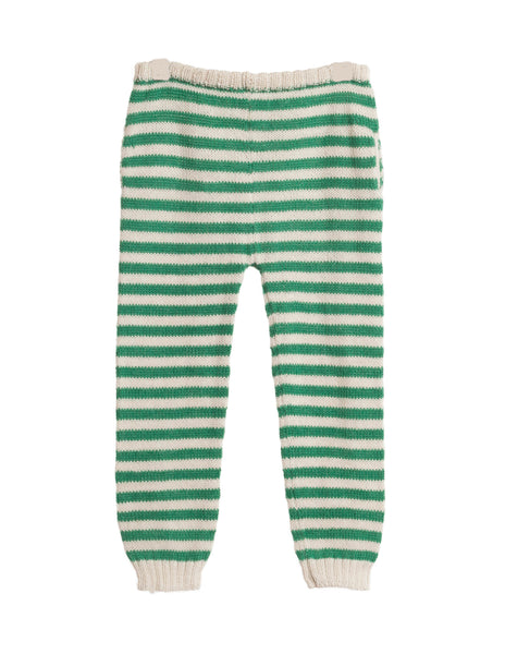 Buy Waddler Striped Knitted Leggings | Roses and the Stars