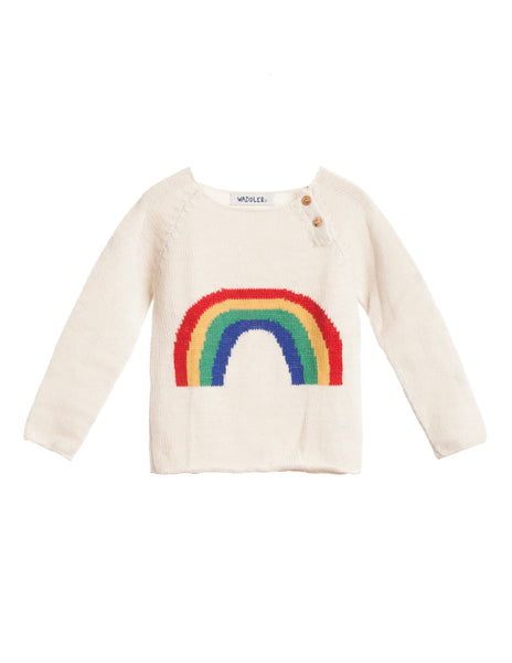 Buy Waddler Rainbow Jumper | Roses and the Stars
