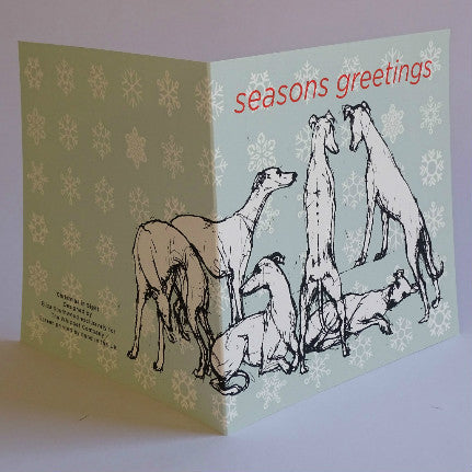 Eliza Southwood Handprinted Christmas Cards