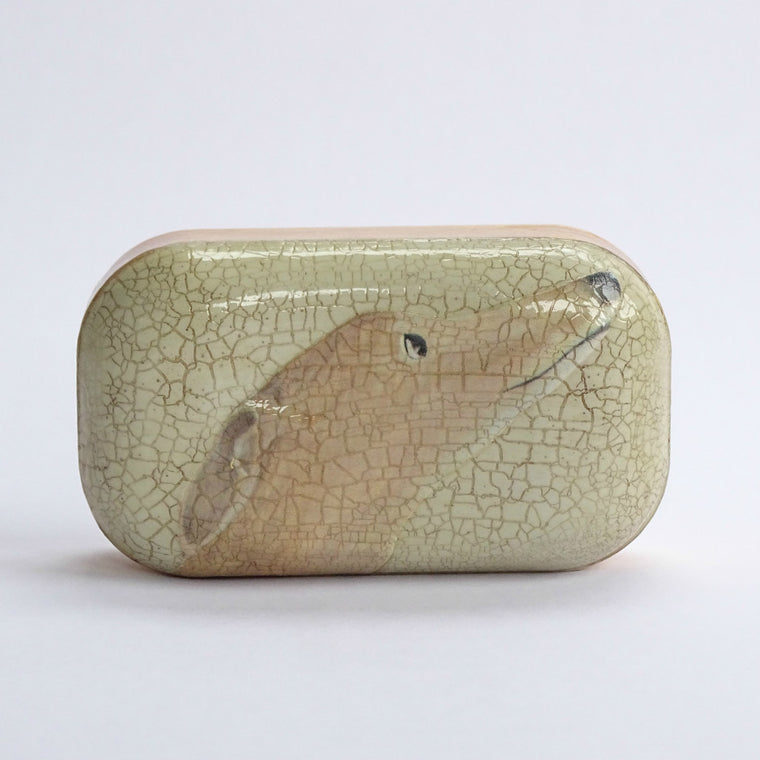 Sighthound Decorated Soap