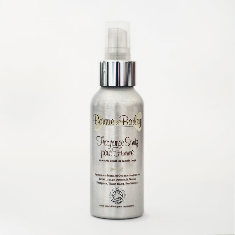 Bonnie & Bailey Organic Fragrance Spritz for Hounds