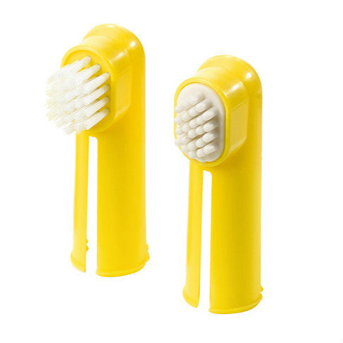 Dental Care Finger Brush Set