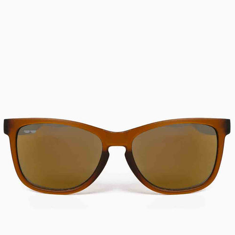 THE BOSS™ vALPHA IN BURNT IN CAFFEINE  | Max UV Protection Sunglasses  |  Eye Know Right™