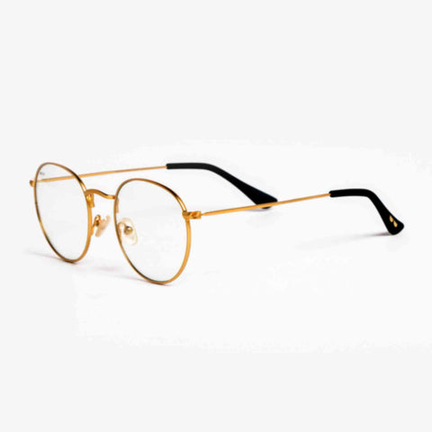 THE BURGIS™ vAlpha in CLEAR SPECS