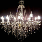 Cinderella Chrome Chandelier 120