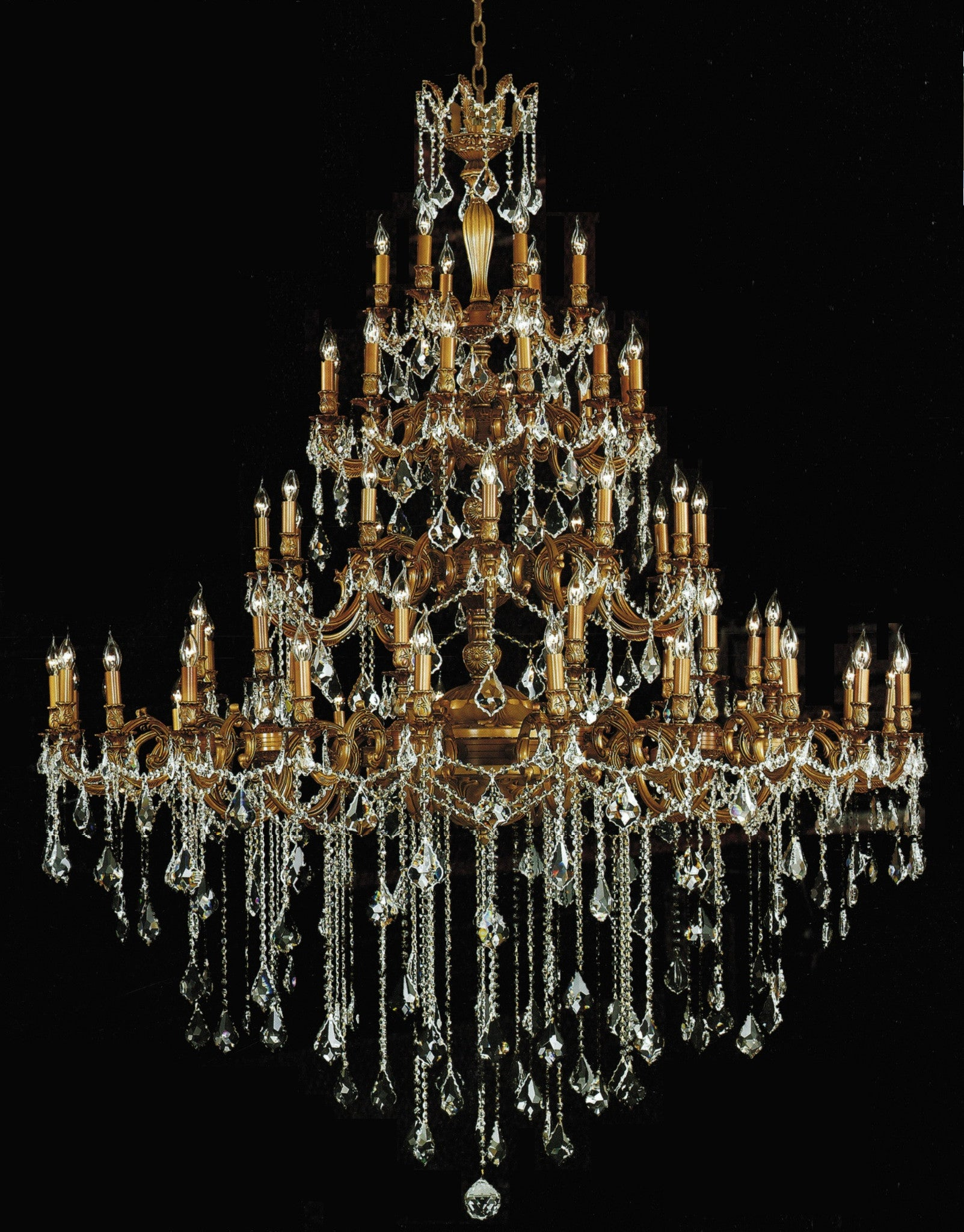 Chandelier Hire Melbourne & Sydney; Huge Chandelier