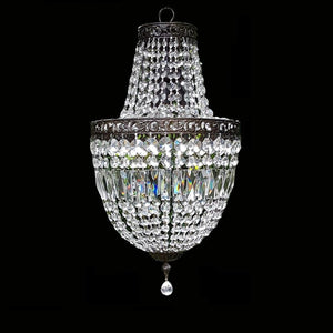 Paris Basket Chandelier 40