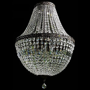 Paris Basket Chandelier 75