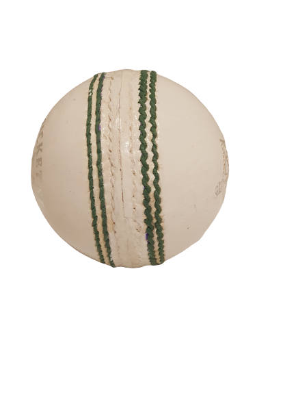 Nzc Crown Cricket Ball White Cricket Ball