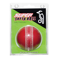 Kookaburra Super Softaball Red
