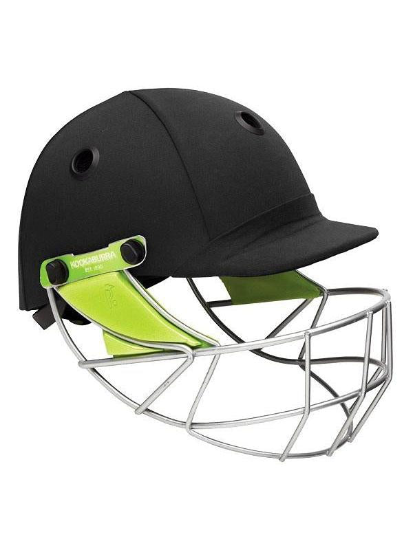 Kookaburra Pro 600 Helmet Black Small Cricket