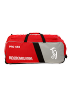 Kookaburra Pro 450 Wheelie Cricket Bag