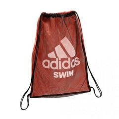 Adidas Swim Mesh Bag Black/red/white Accessories