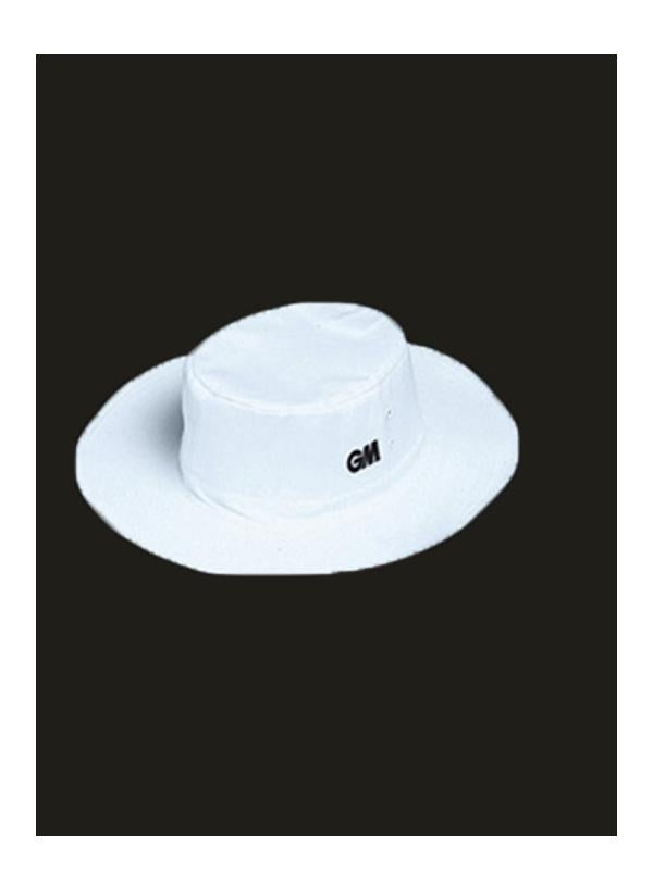 Gm Panama Hat White - NZ Sports