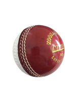 Kookaburra Menace Ball Red & White 156g