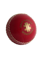 Gray Nicolls Wonderball Red Cricket Ball
