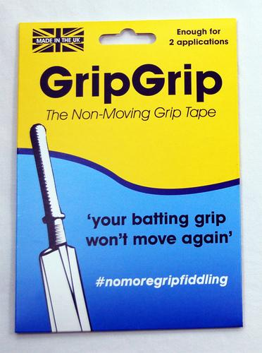 Gripgrip Strips Cricket
