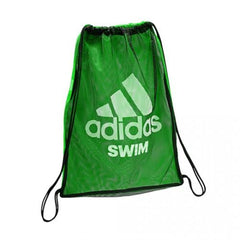Adidas Swim Mesh Bag Black/green/white Accessories