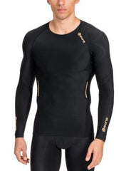 Skins A400 Men's Compression Long Sleeve Top - NZ Sports