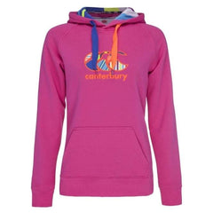 Canterbury Uglies Hoodie - Fuchsia Apparel & Clothing