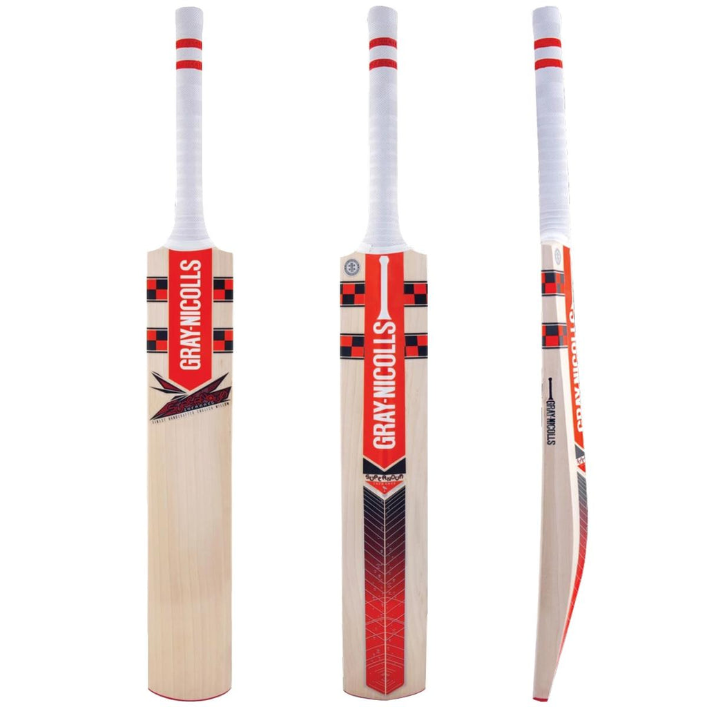 Gray Nicolls Supernova LE English Willow Cricket Bat