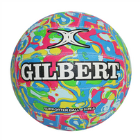Gilbert Glam Psychedelic Netball - NZ Sports