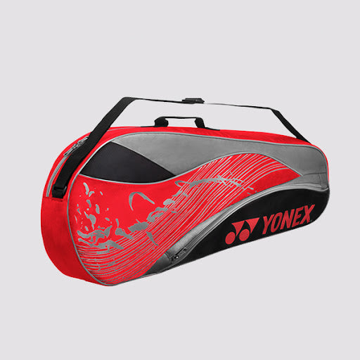 Yonex Team Racquet Bag 3Pcs Red