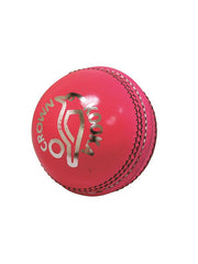 Kookaburra Crown Pink Cricket Ball 142