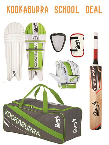 KOOKABURRA STARTER PACK - SCHOOL DEAL KIT