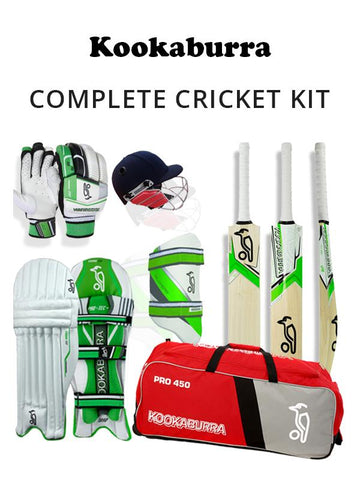 Kookaburra English Willow Cricket Kit