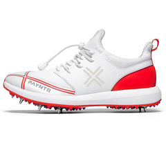 Payntr X In Rebel Red Junior Uk 4 Cricket