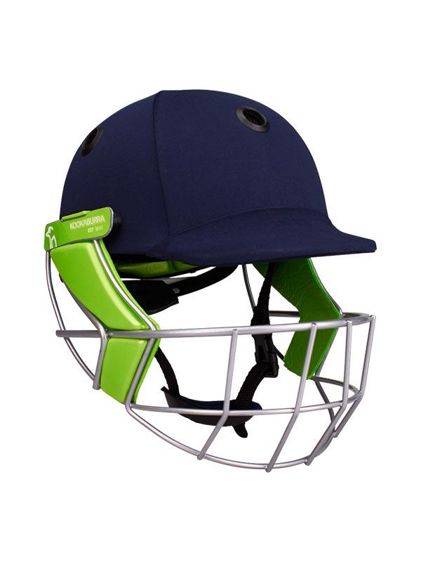 Kookaburra Pro 1200 Helmet Navy Medium Cricket
