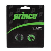 Prince 'O' Dampener Black/Green 2 pack