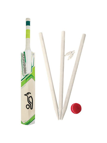 Kookaburra Wooden Cricket Set 3