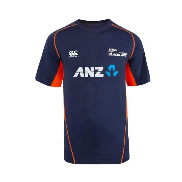Blackcaps Replica Training Tee S Apparel & Clothing