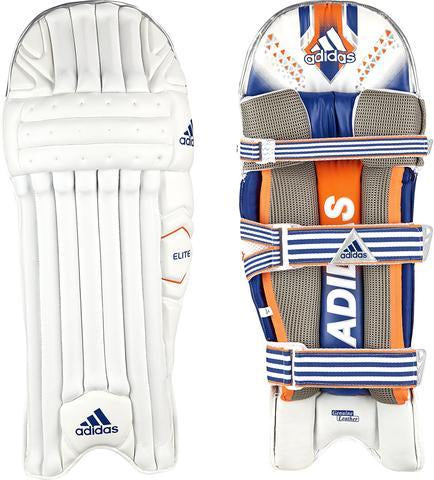 Adidas Elite Batting Pads Mens-Right Handed Legguards
