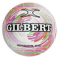 Gilbert Glam Spirograph Netball 5 - NZ Sports