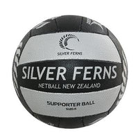 Gilbert Silver Ferns Supporter Netball Ball
